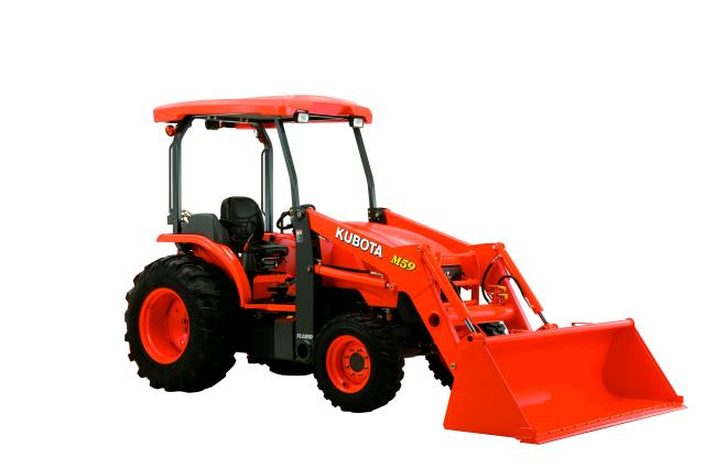 Where to find TRACTOR, KUBOTA 30-35 HP in Novato