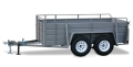 Rental store for TRAILER, UTILITY, 5 X10 ,2 AXLE in Novato CA