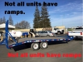 Rental store for TRAILER, DECKOVER, 2 AXLE in Novato CA