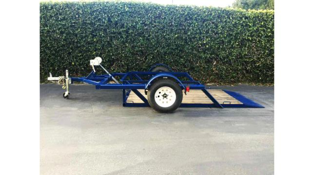 Where to find TRAILER, LIFT DECK, MANUAL in Novato